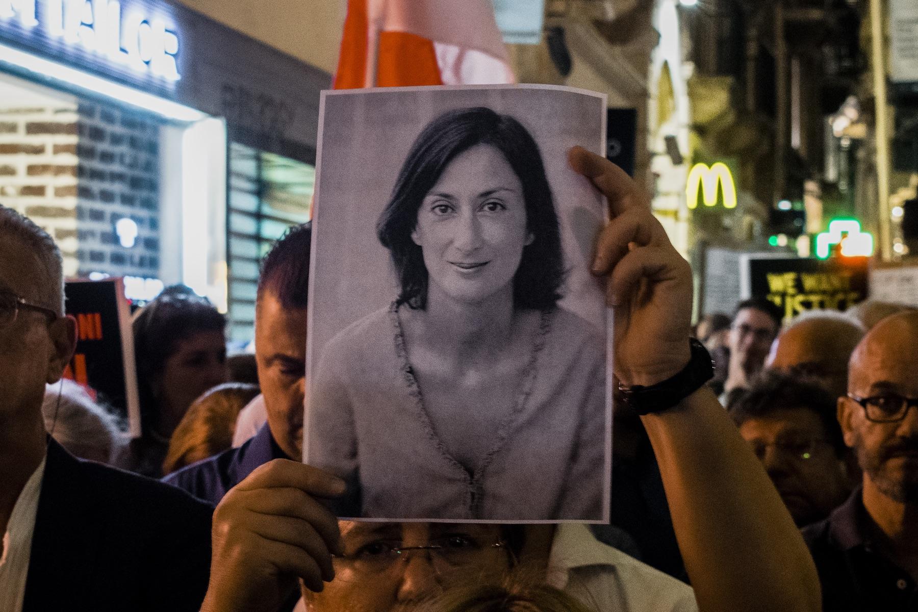 Daphne Caruana Galizia refuses to testify at magisterial